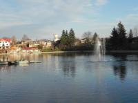 Le lac de la mariée